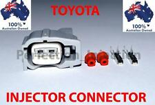 Toyota Fuel Injector Connector Waterproof Female Electrical Plug