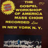 GWA Mass Choir Live In NY 2 LP James Cleveland Black Gospel 1976
