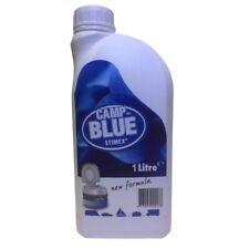 Stimex Camp Blue 1 Litre Waste Tank Toilet Chemical