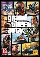 GRAND THEFT AUTO V GTA 5 PC DVD PL NOWA PO POLSKU POLSKA WERSJA