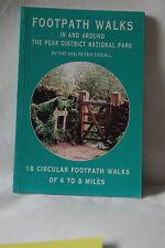 Walks in the Peak National Park Book