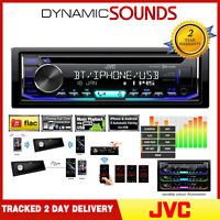 JVC KD-R992BT Car CD MP3 Bluetooth Stereo Radio USB Aux iPod iPhone Android