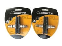 2 X Jagwire Mountain Sport JS908T V Brake Brake Shoes Brake Pads for MTB