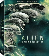 Alien - 6 Film Collection - BLU-RAY - SENZA BLOCCHI regionali
