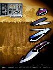 BUCK KNIVES 2002 39-PAGE COLOR DEALER CATALOG