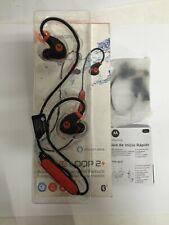 New listing Motorola Verve Loop 2 + Bluetooth Wireless Stereo Sports Waterproof Earbuds