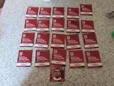 England Football Trading Cards Season 2006