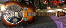 Murray SRG1 Vintage Sunburst Finish Squareneck Acoustic Resonator Guitar w/Case