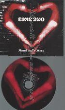 CD--EINS,ZWO--HAND AUF'S HERZ | SINGLE