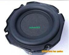 "1pcs 2.5""inch Long-stroke subwoofer Woofer speaker 4ohm 4Ω 80mm loudspeaker"