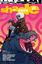 Shade the Changing Girl TP Vol 1 Earth Girl Made, Castellucci, Cecil, Very Good
