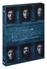 Il Trono Di Spade - Stagione 06 (Slipcase) (5 Dvd) HBO