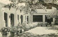 Benbow Inn Patterson #H40 Garberville California RPPC Photo Postcard 20-13985