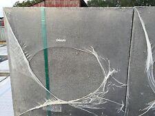 BRADSTONE CHEAP PATIO PAVING SLAB DARK GREY 450x450x35mm SMOOTH-NON SLIP 00001