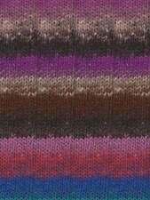 Noro Kureyon Yarn - Worsted/Chunky - Wool - Violet's Memoir