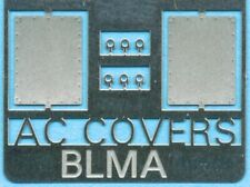 BLMA #91 - Removed Air Conditioner Cover Patch (2) - N Scale