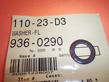New Mtd Special Washer 936-0290 Oem Free Shipping Md14