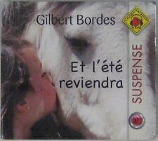 Gilbert Bordes Et l'été reviendra Livre Audio VDB MP3