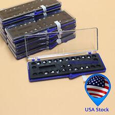 10Pack Dental Orthodontics Metal Brackets ROTH 022 345Hook Bracket 20Pcs/set Sus
