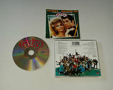 CD  Soundtrack - Grease  John Travolta  24.Tracks  1998  109