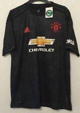 Manchester United Third Away Shirt 19/20 110 Roses Man Utd Jersey XL 42/44 BNWT