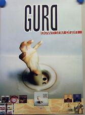 Plakat Gurd/Down The Drain (Klein)
