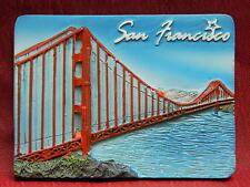 Golden Gate Bridge San Francisco USA 3D Refrigerator Fridge Magnet Souvenir New