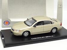 American Models Heritage 1/43 - Chevrolet Impala Beige Métal