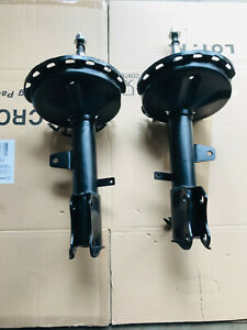 FOR LEXUS RX300 RX350 RX400h REAR SHOCK ABSORBERS PAIR 48540-49295 48530-48160