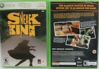 XBOX 360 Burger King Sneak King Works With XBOX Original Also