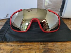 POC Crave cycling Sunglasses, red - one size. New in box. Ships from USA