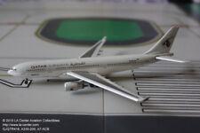 Gemini Jets Qatar Airways Airbus A330-200 in Current Color Diecast Model 1:400