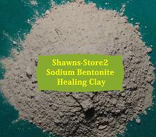 Bentonite Clay Sodium 15 lb w/FREE Utensil
