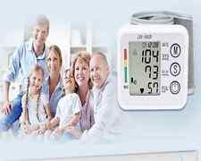 Digital Wrist bpBlood Pressure Monitor meter sphygmomanometer cuff tensiometro M