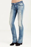 True Religion Women's Becca Mid-rise Bootcut Jeans - WC913YI0 Size 25