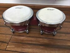 More details for tone deaf bongo drums with stand and bar