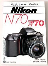 NIKON N70/F70 INSTRUCTION MANUAL