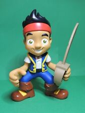 Jake & les Pirates du Pays imaginaire Disney Figurine parlante Mattel -Neverland