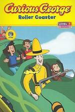 NEW Curious George Roller Coaster (CGTV Reader) by H. A. Rey