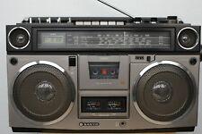SANYO-M9990 LU Boombox Ghettoblaster