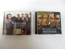 Westlife  X2 CD - Face To Face [DualDisc], Back Home