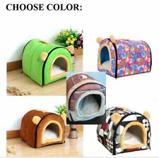 New Cat Small Bed 5 Styles-Convertable! Super Soft and Super Cute- Fast Ship Usa