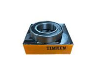 6008-2RS-C3 40x68x15mm Timken con Junta de Goma Rodamiento Bolas Surco Profundo