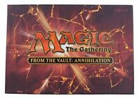 Magic The Gathering: From the Vault: Annihilation - Factory Sealed