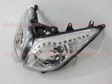 TMAX LED Headlight Head light For YAMAHA T-MAX 500 08 09 10 11 m8#G