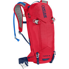 CamelBak TORO 8 100 oz MTB Hydration Back Pack Racing Red / Pitch Blue NEW