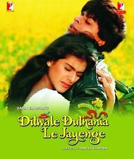 Dilwale Dulhania Le Jayenge Bollywood DVD (Single Disc)