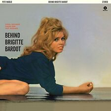 Pete Rugolo - Behind Brigitte Bardot [New Vinyl] Spain - Import