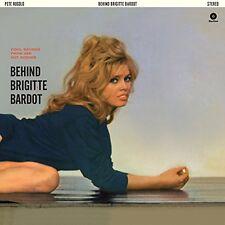 Pete Rugolo - Behind Brigitte Bardot [New Vinyl] Spain - Import