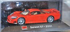 1:43 SuperCars Collection Saleen S7  2001